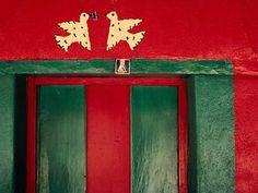 Door in New Mexico