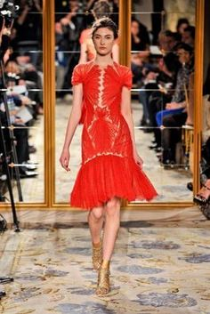 such interesting design. usually don't like Marchesa, and I usually don't like Sangiovese