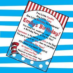 Dr. Suess birthday