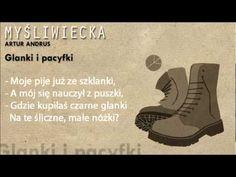 Artur Andrus - Glanki i pacyfki (official single)