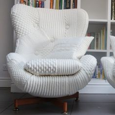 cosy jumper chair