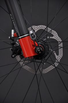 Extensa Rock Shox and Avid disc brakes
