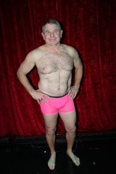 Underwear Model Finalist: Babycakes (Mike)