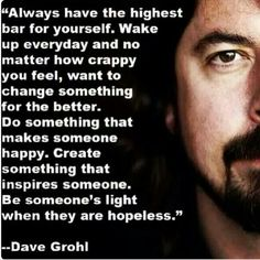 Love Dave Grohl xx