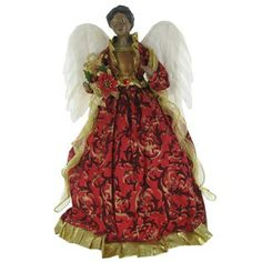 """Make sure this fits by entering your model number.; Sentiment on enclosure card: """"True partners in love and life"""". Enclosure card included in box for gift-giving. 6""""h hand-painted resin figure with base of carved flowers for stability and beauty atop cake."""