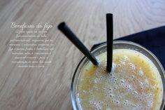 Marmita: Sumo de figo