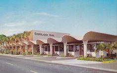 Everglades Bank Fort Lauderdale FL Architects Anson & Kerr