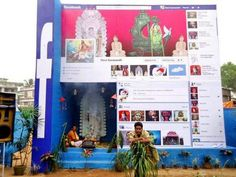 Meanwhile in #India #facebook #facebookhome xd