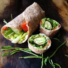 These pinwheels make for a healthy snack, meal or party platter