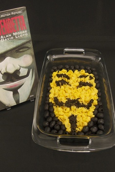 V for Vendetta (Columbia College Chicago, Faculty/Staff - Incredible Edible Books)