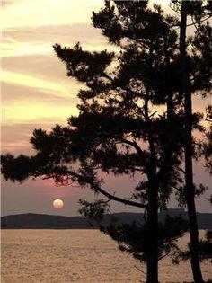 Sunset in Wellfleet, Cape Cod