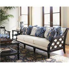 Royal Kahala (Fabric) by Tommy Bahama Home - Baer's Furniture - Tommy Bahama Home Royal Kahala Dealer Florida