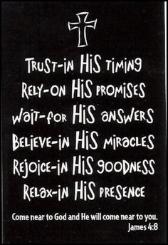 In all your ways acknowledge Him