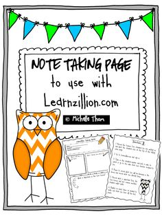 Tips on how to use LearnZillion.com and grab this Freebie!