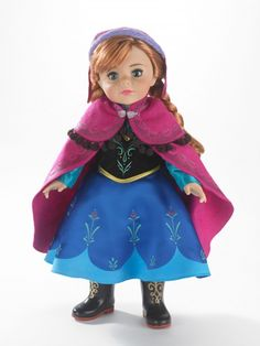"18″ Anna and Elsa ""Frozen"" Dolls From Madame Alexander Doll Company Coming Soon"