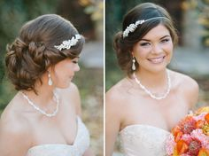 Bridal hairstyle | Jessie Alexis Photography
