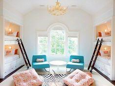 Cutest bunk beds...
