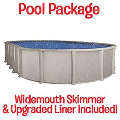This top-quality resin pool has a beautiful appearance and is tailor-made for the do-it-yourselfer. Oval Matrix Abrove Ground Pool!