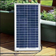 How To Build Solar Panels And Wind Power Generators