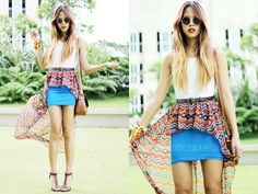 Diggin' this skirt so hard.