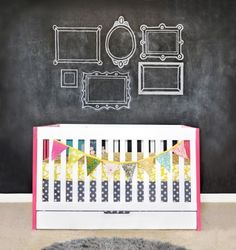 creative uses for chalkboard paint!