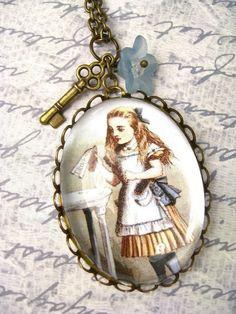 Alice in Wonderland...