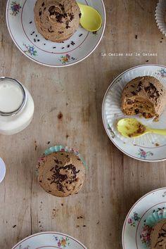 muffin108 Muffins au sirop d'érable et noix de pécan