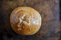 Homemade Whole Wheat Bread Bowls