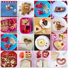 20 Valentine's Day Lunch Ideas