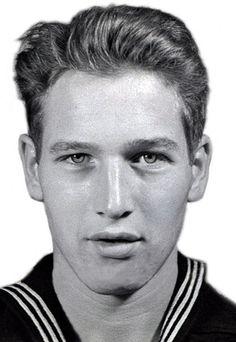 Paul Newman- US Navy photo