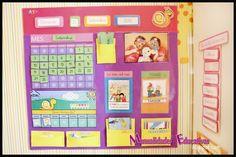 Manualidades Educativas: Calendario Educativo - Imprimible Gratis