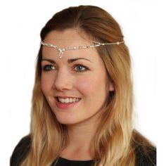 Spring Wedding Forehead Chain - Lola & I