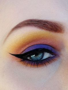 Sunset Eyes http://www.makeupbee.com/look.php?look_id=72034