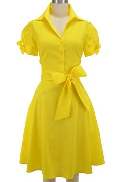 tie sleeve lucy day dress | le bomb shop