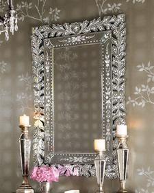 Gorgeous Venetian style mirror