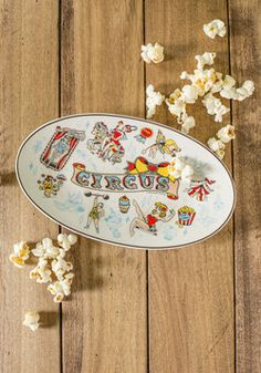 Big Top of the Town Serving Dish, #ModCloth