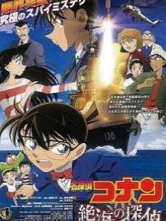 Phim Conan Movie 17 : Thám Tử Ngoài Biển Khơi