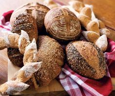 These healthy bread recipes are full of nutritious whole grains, fruits, vegetables, nuts, and seeds. Mix them up yourself and save big bucks on groceries. Originally published as