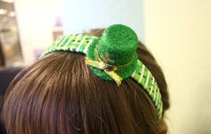 DIY St. Pat's Day Headband
