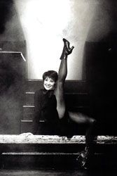 Chita Rivera in Chicago (London) 1999 - Photo by Catherine Ashmore