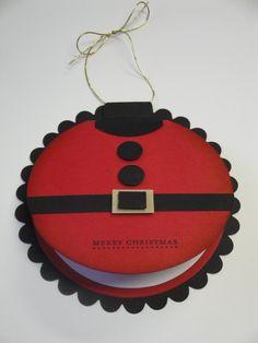 Santa Suit tag