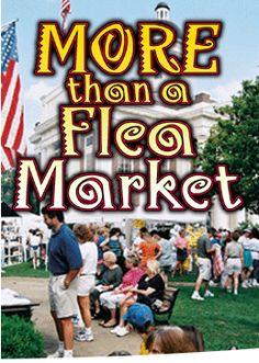 Canton Flea Market...love that place!