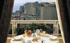 Grand Hotel Vesuvio 5 Star Luxury Hotels Napoli