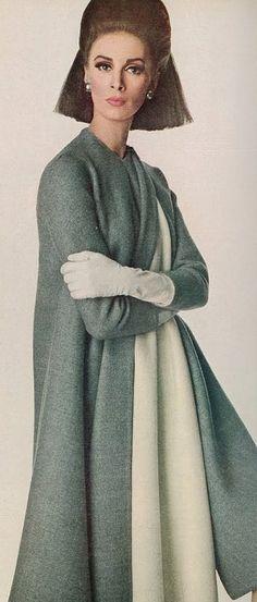 Wilhelmina by Penn, Vogue 1966