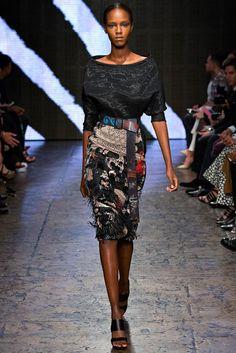 Donna Karan SS15 Collection