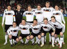 German National Soccer Team.