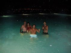 An unforgettable midnight swim in the pool at Pelican Hill | www.pelicanhill.com |The Resort at Pelican Hill, Newport Beach, CA | #pelicanhill #friends #memories