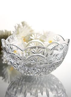 Waterford Jim OLeary Lismore Celebrations Bowl from Crystal Classics