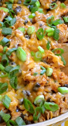 chicken skillet, rice skillet