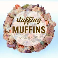 Stuffing Muffins - m